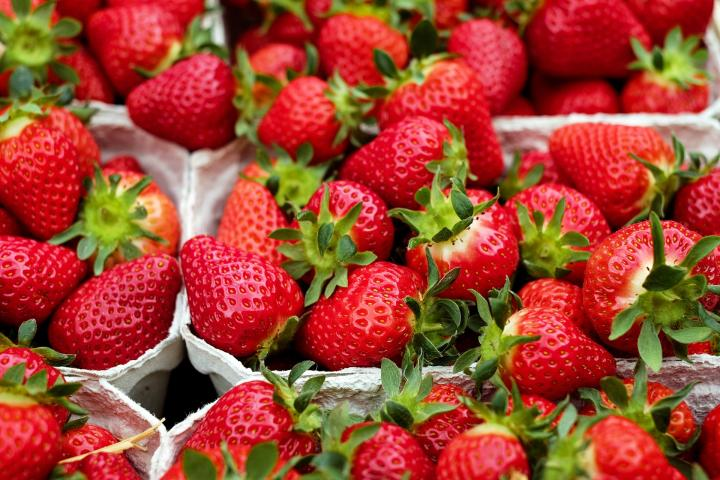 Strawberries - foodies Hubb