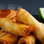Thai Chicken Spring Rolls Recipe