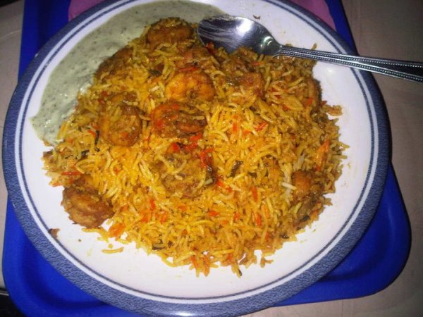 Biryani Of The Seas (BOTS)