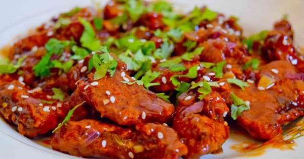 Fish Manchurian - foodies hubb