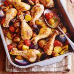 Mediterranean Chicken Tray Bake Recipe
