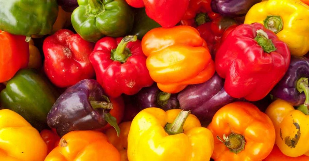 Bell Peppers - foodies hubb