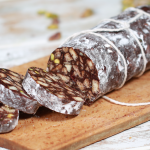 Chocolate Dessert Salami Recipe