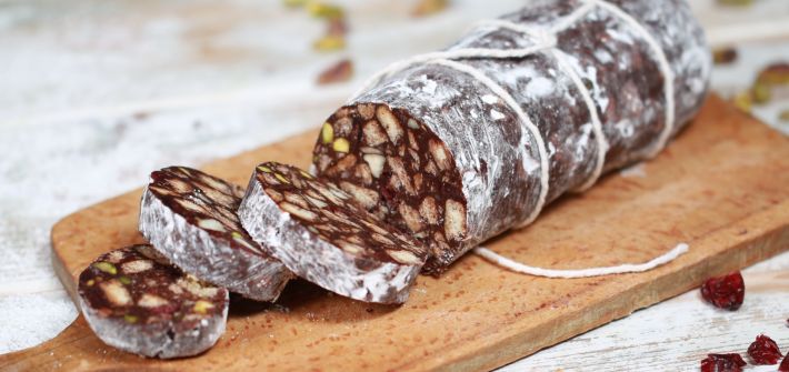 Chocolate salami - Foodies Hubb