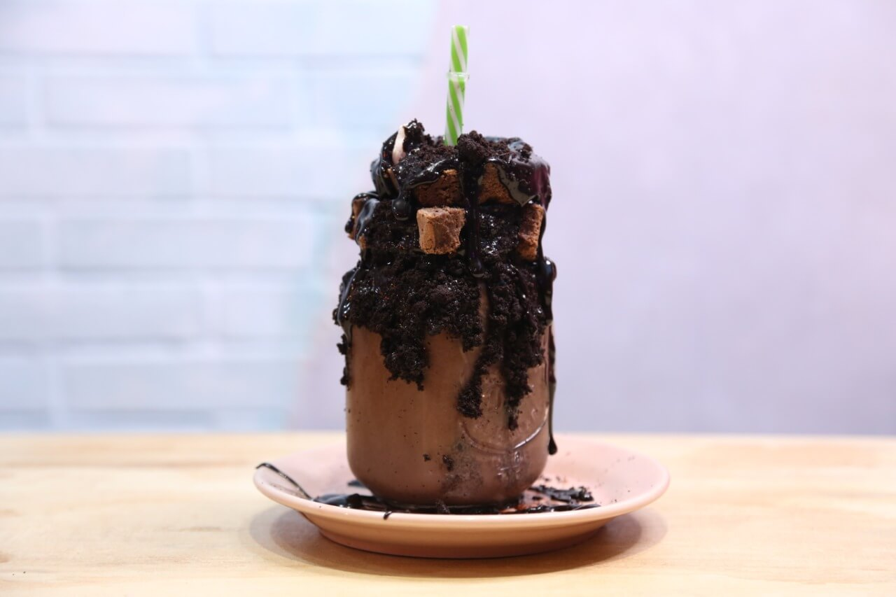 HeyDay Brownie Shake